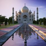 印度旅游胜地-泰姬陵