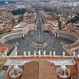 人口最稀松的城市:梵蒂冈,只有 842 人