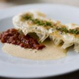 美国纳帕的一家日本餐厅厨师创造出了一种意大利式饺子。
