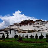"""布达拉宫俗称""""第二普陀山"""""""