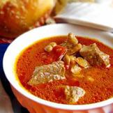 听到西红柿有这么多的好处,心动了吧!跟我学起来吧~ 西红柿牛肉汤