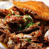 【菜谱】挑动舌尖味蕾的蒜蓉香辣蟹